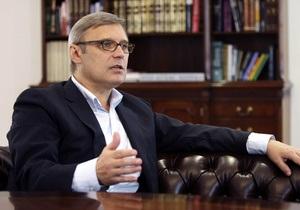 Корреспондент: Разозленный либерал. Интервью с Михаилом Касьяновым. Полный текст