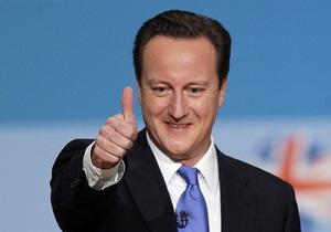Премьер Британии прибыл с необъявленным визитом в Египет