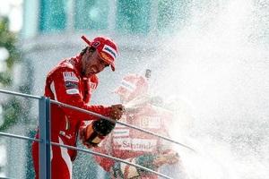 Фернандо Алонсо впервые вошел в шестерку Castrol Driver Rankings