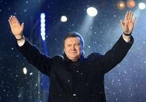 Янукович считает себя самым открытым политиком