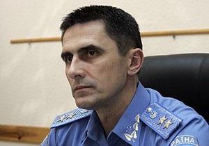 Конфликт вокруг Высшего админсуда: Киевская милиция не выдавала печати Сирошу