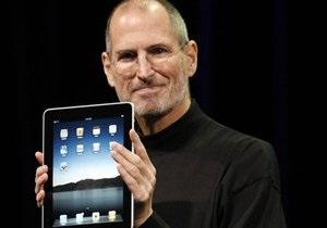 Apple продала три миллиона iPad