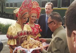 Ким Чен Ира в России прокатят по Байкалу и угостят пельменями