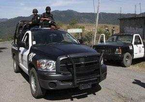 В перестрелках в Мексике погибли 16 человек