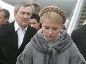 Черновецкий поздравил Тимошенко с днем рождения и  все ей простил