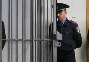 В Харькове из суда пытался сбежать подсудимый