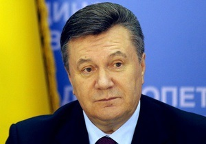 Янукович прокомментировал повышение проходного барьера в Раду