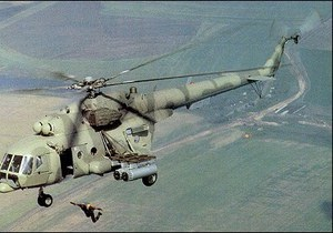 В Венесуэле потерпел крушение вертолет Национальной гвардии