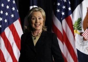 Клинтон проведет в Москве два дня