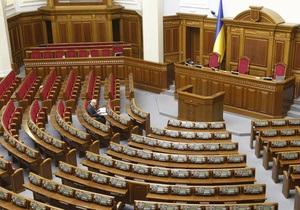 Верховная Рада после выборов может обновиться лишь на треть