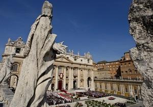 Пресса: Громкий процесс в Ватикане еще не завершен