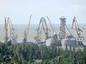 В результате взрыва в Бердянском порту погиб слесарь