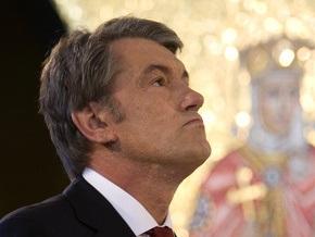 Ющенко: Сегодня мы живем собственным умом и по собственному усмотрению