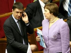 За Украину: Следующей серией единения БЮТ и ПР будет борьба Януковича с Тимошенко