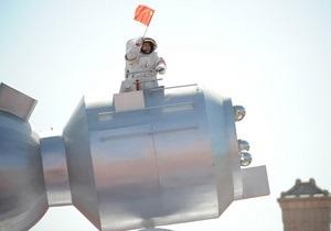 Китайские тайконавты отправятся на орбиту в 2013 году