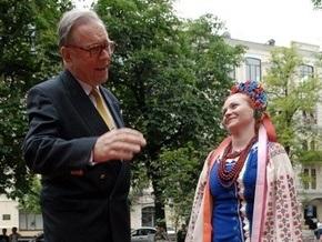 Ющенко наградил Кшиштофа Занусси орденом Ярослава Мудрого