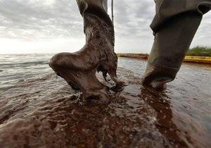 Обама осудил рекламу ВР с извинениями за нефтяное пятно в Мексиканском заливе