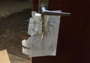 В Полтаве затопило пять тысяч бюллетеней, которые хранились в туалете