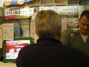 Ватикан назвал итальянскую лотерею, разыгрывающую 131 млн евро, идолопоклонством