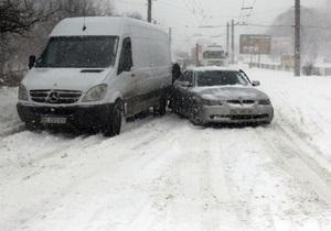 Во Львовской области объявлена чрезвычайная ситуация