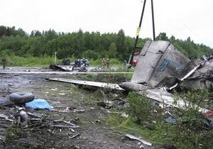 Всех жертв авиакатастрофы Ту-134 в Карелии опознали