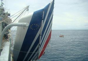 В Атлантическом океане начинается новая операция по поиску черных ящиков разбившегося в июне А-330