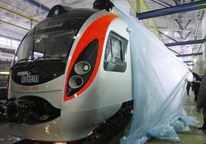 Hyundai - Укрзалізниця - Кабмин предложил убрать НДС со скоростных поездов до 2017