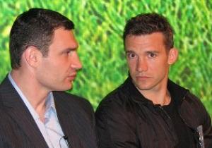 Шевченко о дебатах с Кличко: Мы не конкуренты