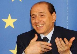 Суд в Италии приостановил процесс против Берлускони