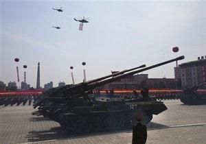 60-летие перемирия в КНДР отмечают масштабным парадом