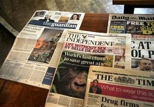 Британская библиотека выложит в интернет газеты 300-летней давности