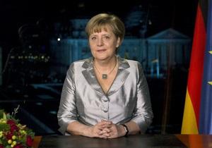 Меркель: Антикризисные реформы в ЕС начали приносить плоды