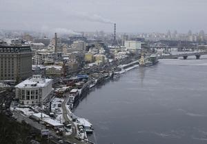 ГАИ Киева предупреждает о временном перекрытии движения по Набережному шоссе - Подол- ГАИ