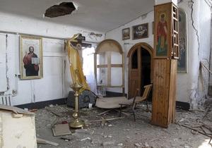 Пострадавшие от взрыва в запорожском храме получат материальную помощь