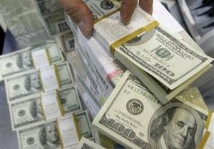 Дефицит текущего счета Украины достиг $2,3 млрд