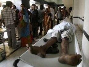 В Индии в результате алкогольного отравления умерли 110 человек