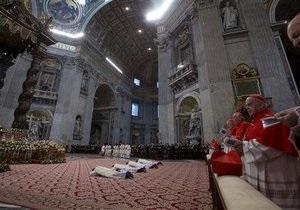 Ватикан назвал дату избрания нового Папы