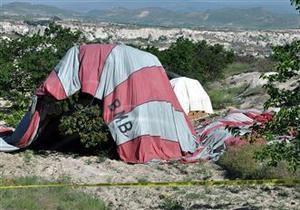 В Турции столкнулись два воздушных шара с туристами, есть жертвы