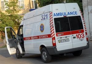 новости Полтавской области - скорая - В Полтавской области нетрезвый пациент скорой ранил милиционера