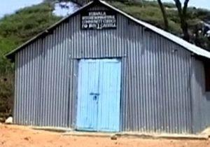 В Кении террористы бросили гранату в здание церкви