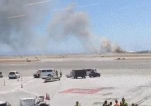 В Сан-Франциско летевший из Тайбэя Boeing-777 разбился при посадке