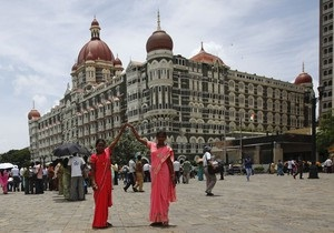 В Мумбаи снова открылась гостиница Тадж Махал