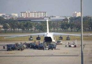 Самолет, задержанный в Бангкоке, арендовала украинская компания