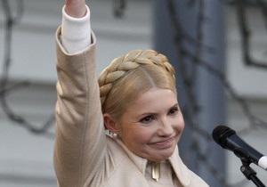 Тимошенко - Тимошенко могут отпустить к матери