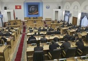 В Кыргызстане  язык жестов предложили сделать  официальным