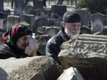 В Грозном нашли массовое захоронение времен Первой чеченской войны