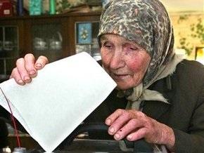 Жители Тернопольской области не спешат на избирательные участки