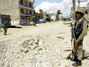 В Пакистане уничтожен лагерь по подготовке террористов-смертников