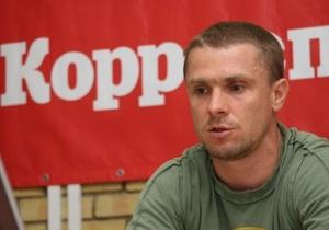 Ребров прокомментировал резонансное ДТП с участием его супруги