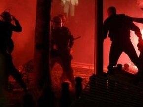 В столице Черногории митинг против признания Косово закончился массовыми бепорядками (обновлено)